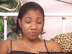 ILoveBlackGirls Video: Big purple toy