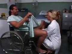 Dr kayden kross cures her patients boner