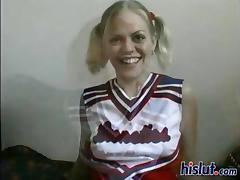 Cheerleader, Amateur, Blonde, Cheerleader, Close Up, Cute