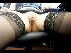 Naughty At The Office
