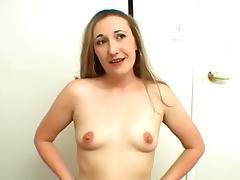 Slim Blake licks balls and gives a handjob in POV video