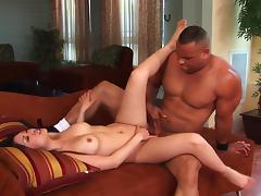 Japanese Kaiya Lynn fuck with big black dick