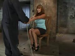 Big tittied Ava Devine gets dominated by some guy