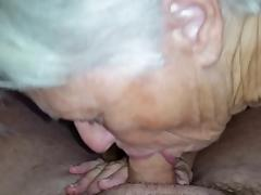 Blowjob, Amateur, Blowjob, Granny, Mature, Old