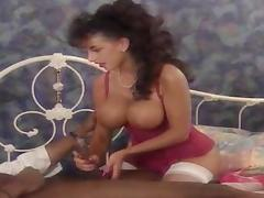 sarah young fuck with black tube porn video