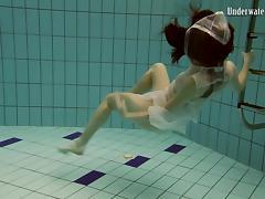 UnderwaterShow Video: Andrejka tube porn video