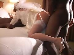 Bride, Amateur, Bride, Cuckold, Interracial, Wedding