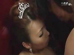 Japanese girl lust night club