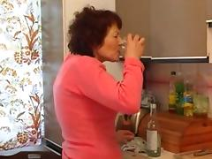 granny masturbating with bottle porn tube video
