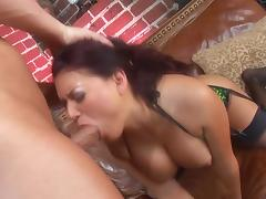 here is a super hot vixen Eva Angelina and she wants it big