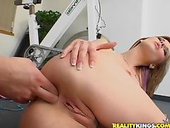 Tarra White has her holes drilled by a big cock porn tube video