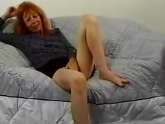 Aged, Aged, Masturbation, Mature, Old, Redhead