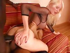 Blonde Wife Stretched before Wedding tube porn video