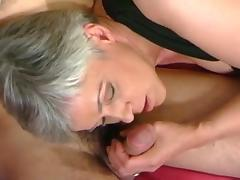 Mom and Boy, 18 19 Teens, German, Granny, Hairy, Mature