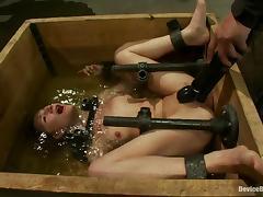 Bound, BDSM, Blonde, Bondage, Bound, Fetish