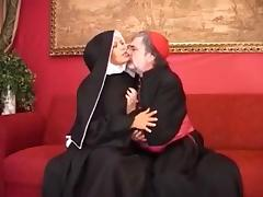 British, Anal, Assfucking, British, Mature, Nun