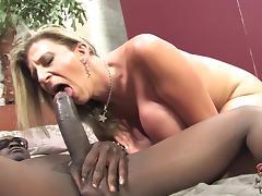 Cute Sara Jay Has Interracial Sex With A Big Black Cock