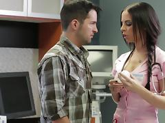 Attractive Brandy Aniston Gets Fucked Doggystyle In A Reality Clip