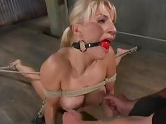Sweet Ashley Fires Loves To Be Tortured And Be Treated Like A Slave tube porn video