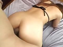 Young, Anal, Asian, Assfucking, Blowjob, Creampie