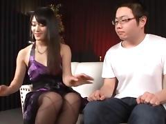 Japanese Nana Usami Using Dildos On Fellows porn tube video