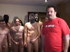 One More spanish bukkake whore