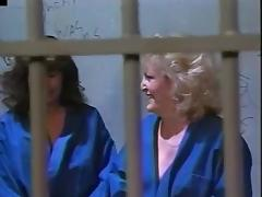 Kitty - 2 Grandmas Have Lez Sex In Jail tube porn video