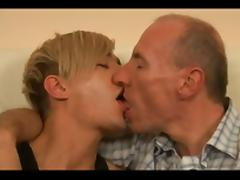 Old Man and His Twink BVR porn tube video