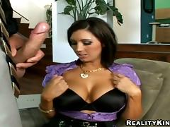 Amazing Dylan Ryder Goes Hardcore Over A Couch In A Reality Video tube porn video