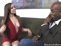 Juicy Tiffany Star Has Interracial Sex With A Big Black Cock porn tube video