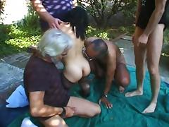 Banging, Banging, Drilled, Gangbang, Group, Midget