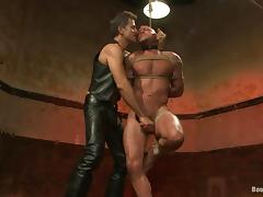 Sexy Master Avery And Chad Brock Go Extremely Hardcore Playing Rough Games tube porn video