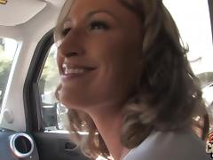 Backseat, Backseat, Blowjob, Close Up, Couple, Cowgirl