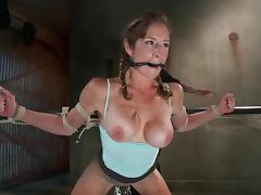 Bound, BDSM, Big Tits, Bondage, Boobs, Bound