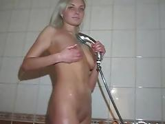 Bathing, Bath, Bathing, Bathroom, Beauty, Blonde