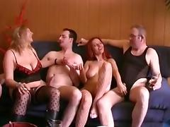 Orgy, Austrian, Group, Orgy, Swingers