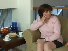 Older Man Bonks Grandma 1 - Ivana porn tube video