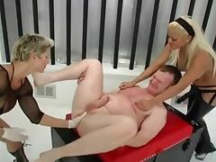 Two mistress porn tube video
