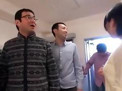houseguest gokkun tube porn video