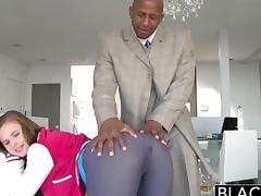 BLACKED 18 Years Old Addicted to Black Cock tube porn video