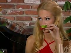 Hot Blonde Maya Divine Gets Hardcore Sex In Public Place