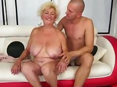 Granny Big Tits, Banging, BBW, Big Tits, Boobs, Chubby