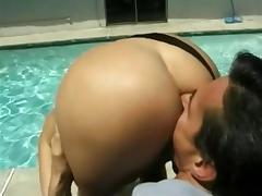 Butt Row: Eurostyle - Foursome with Peter North & Kelli Cage porn tube video