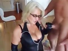 blonde mature fucks her husband tube porn video