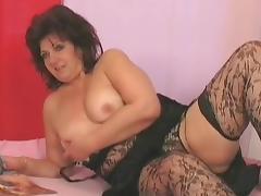 Bedroom, BBW, Bedroom, Brunette, Hardcore, Masturbation