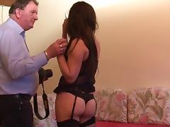 Arabic milf goes anal. tube porn video