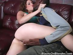 Horny Couple Gets Crazy on the Couch and Fucks Hardcore