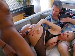 Sean Michaels fuck this sexy bald mom tube porn video
