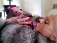 Vanessa in Furs & Boots 2014 porn tube video