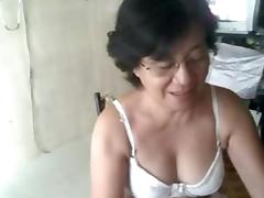 Asian Granny, Amateur, Asian, Granny, Mature, Old
